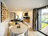 Foto Stilvolles und modernes Studio Apartment